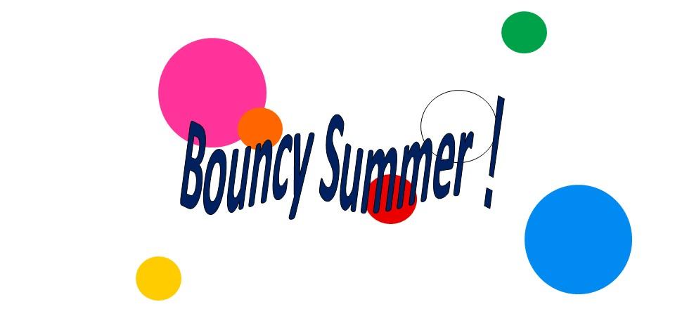 「Bouncy Summer」「バッグ&ストール」フェア_HPカルーセル画像
