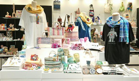 「Bouncy Summer」「バッグ&ストール」フェア_都庁店DP画像