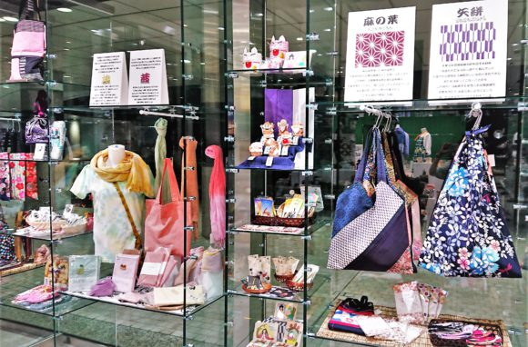 The Japanフェア第一幕 都庁店DP画像 ガラス面
